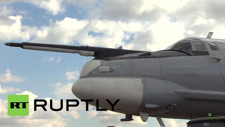 Video: El bombardero estratégico ruso que lleva más de 50 años en servicio