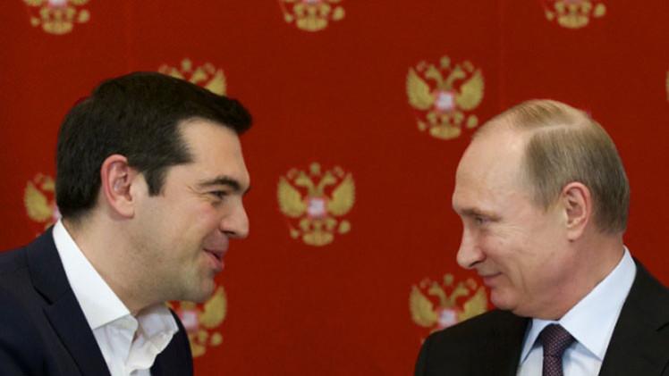 """""""Grecia y la UE deberían acudir a Rusia y China para poder evitar un colapso"""""""