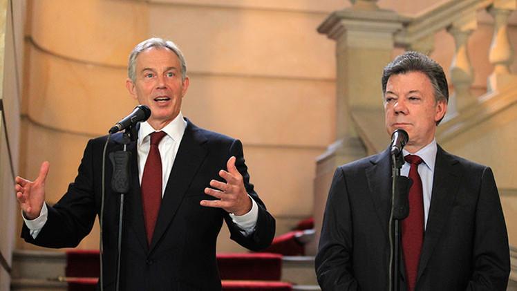 Revelado: Cómo Tony Blair hace sus millones