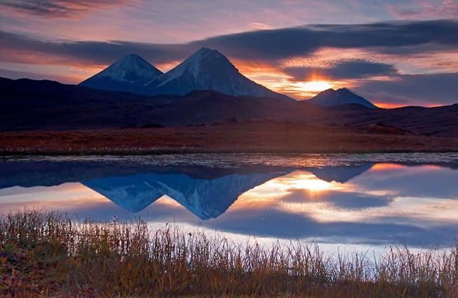 La impresionante Kamchatka, tierra de volcanes en el Extremo Oriente ruso