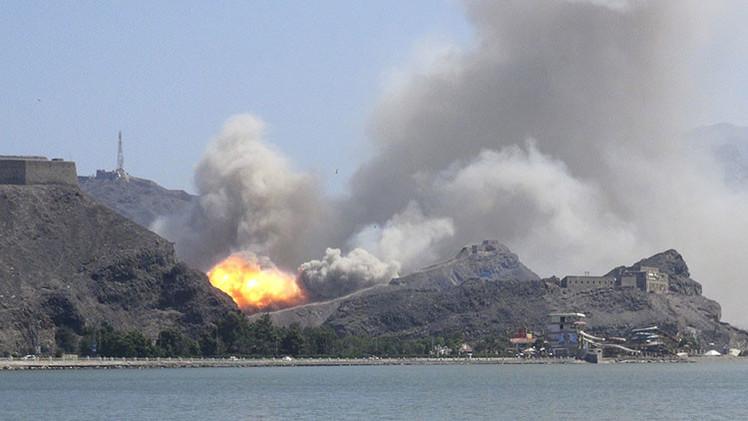 Fars: Armas químicas utilizadas por Arabia Saudita en Yemen matan a decenas de civiles
