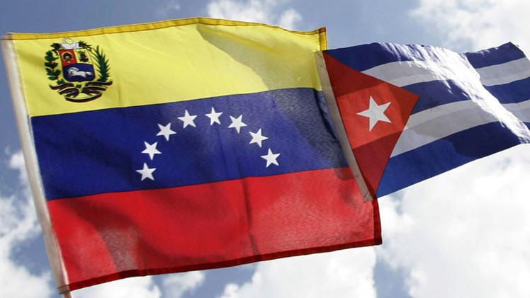 """Cuba """"no dejará a Venezuela sola"""" en la lucha contra el imperialismo"""