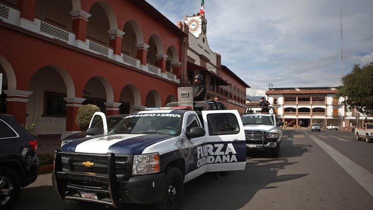 México: Nueva versión de la masacre de Apatzingán culpa a los federales de la muerte de los civiles