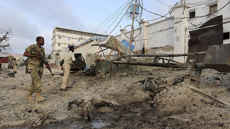 Somalia: Varios muertos tras un ataque contra un vehículo de la ONU
