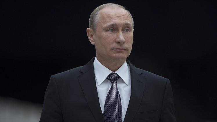Vladímir Putin revela por qué no le gusta el trabajo de presidente