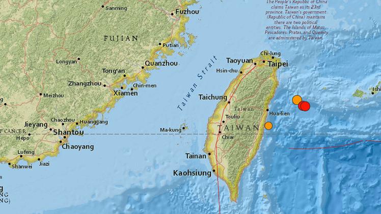 Dos fuertes terremotos de magnitud 6,2 y 6,5 afectan Japón