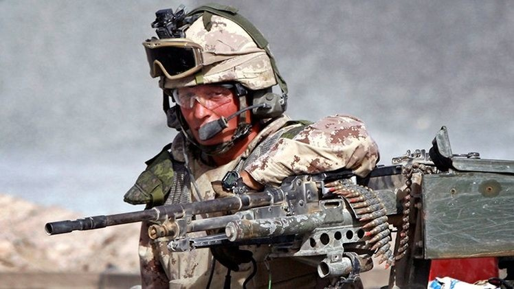 Conozca a los protagonistas del nuevo telón de acero de la OTAN contra Rusia