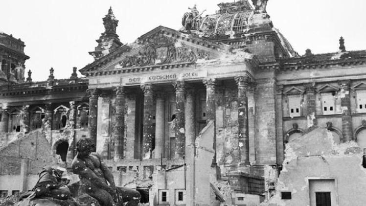 La agonía del Tercer Reich: el asalto a Berlín