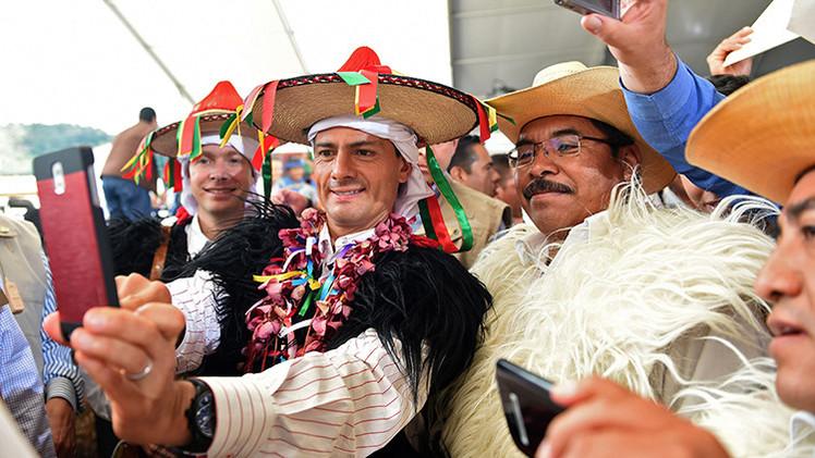 Fotos: ¿El presidente Enrique Peña Nieto tiene 'selfimanía'?