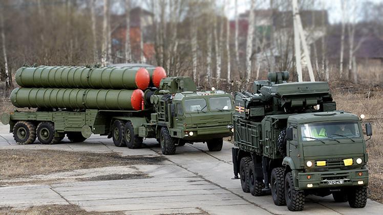 Despliegan sistemas antiaéreos S-400 en el Extremo Oriente ruso