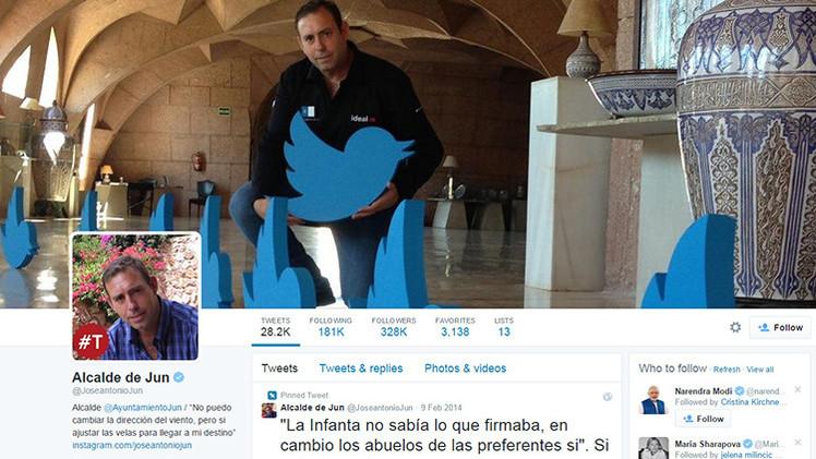 """""""El increíble Jun"""": la localidad española que se gobierna a través de Twitter"""