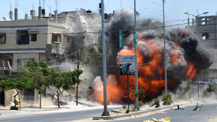 WikiLeaks: A Sony le preocupaban los vínculos al bombardeo de Israel en Gaza