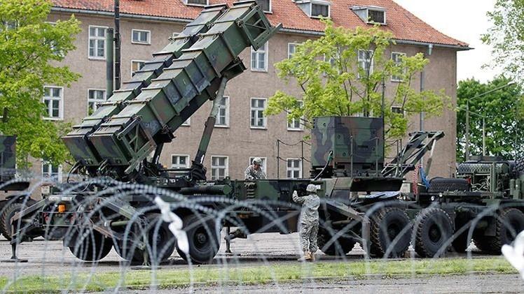 Polonia compra sistemas de defensa antimisiles estadounidenses Patriot