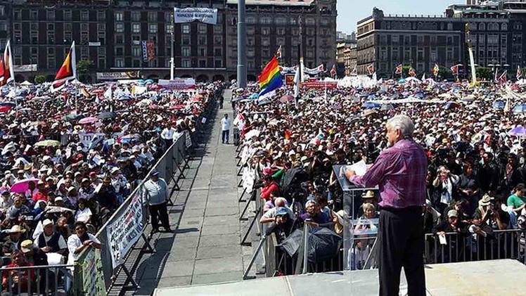 ¿Existe en México alguna fuerza política parecida a Podemos y Syriza?