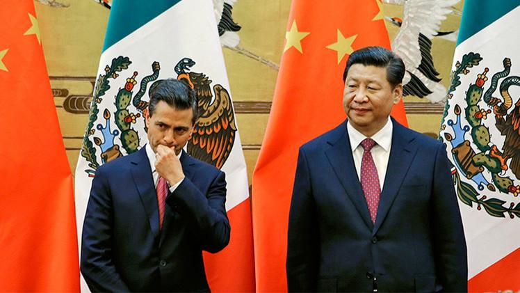 China choca con una muralla en México: ¿No invertirá más mientras gobierne Peña Nieto?