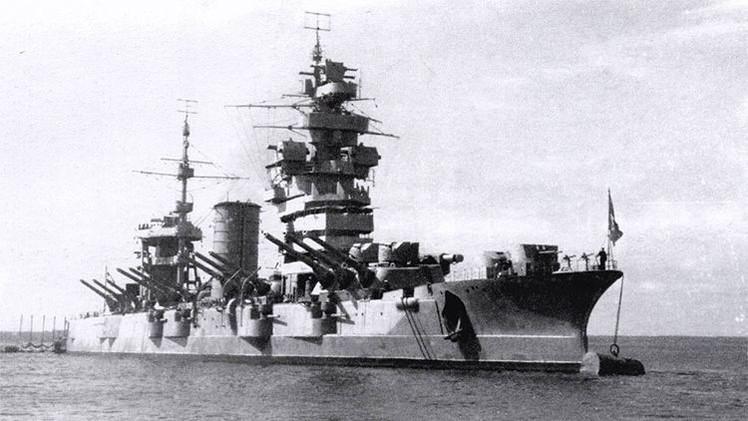 La Marina de la URSS en la Gran Guerra Patria