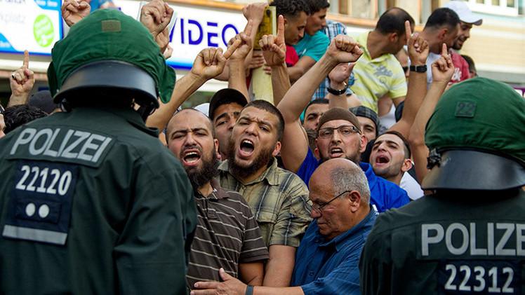 ¿Está Alemania viendo nacer su propio Estado Islámico?
