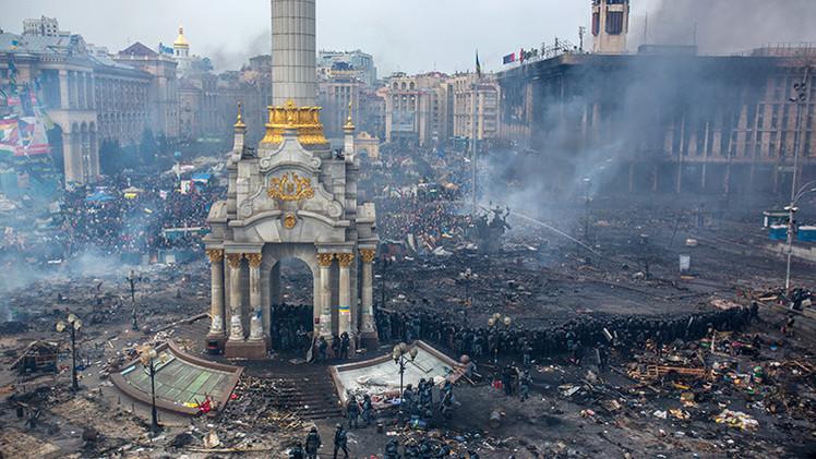 Eurodiputado sobre el Maidán: No fue Rusia sino EE.UU. quien buscó desestabilización