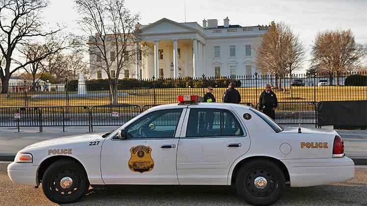 Cierran las calles alrededor de la Casa Blanca por un paquete sospechoso