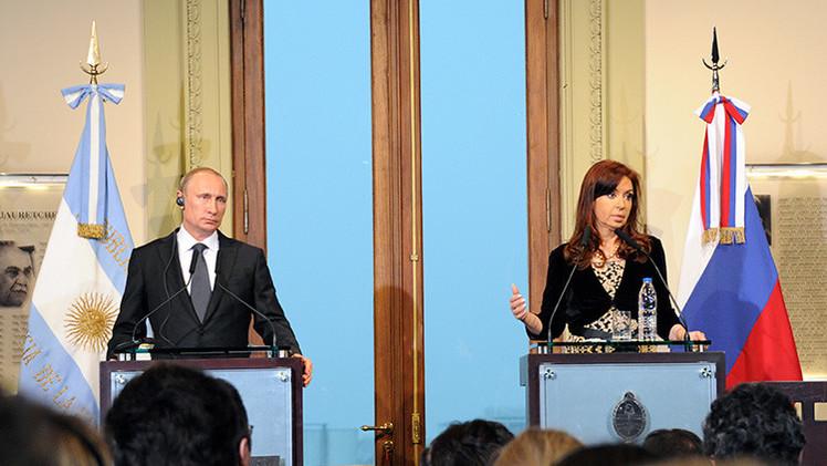 """""""La integración entre Rusia y Argentina favorecerá cualquier Gobierno argentino"""""""