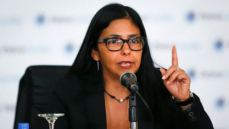 """Venezuela advierte que """"tomará acciones"""" contra España por """"inmiscuirse en el país"""""""