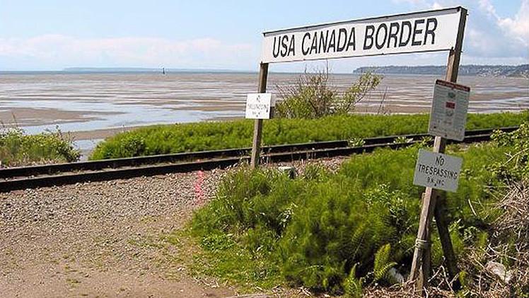 Los cárteles mexicanos se hacen fuertes en la frontera entre EE.UU. y Canadá