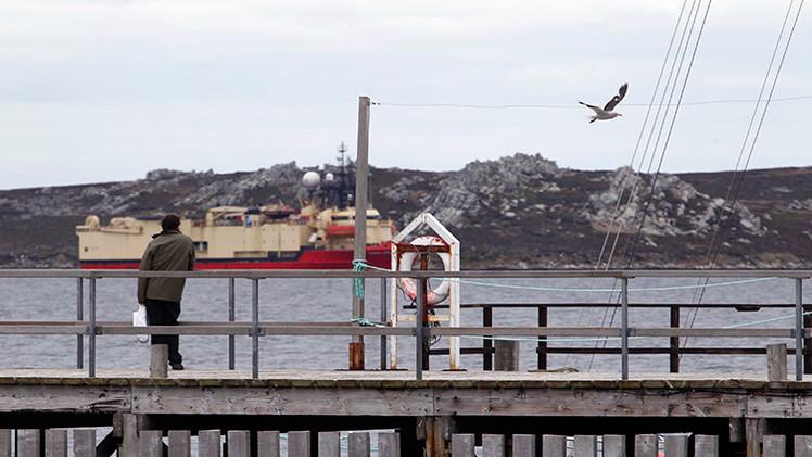 """Kirchner: """"Agradecemos a Rusia el apoyo histórico en el tema de las Islas Malvinas"""""""