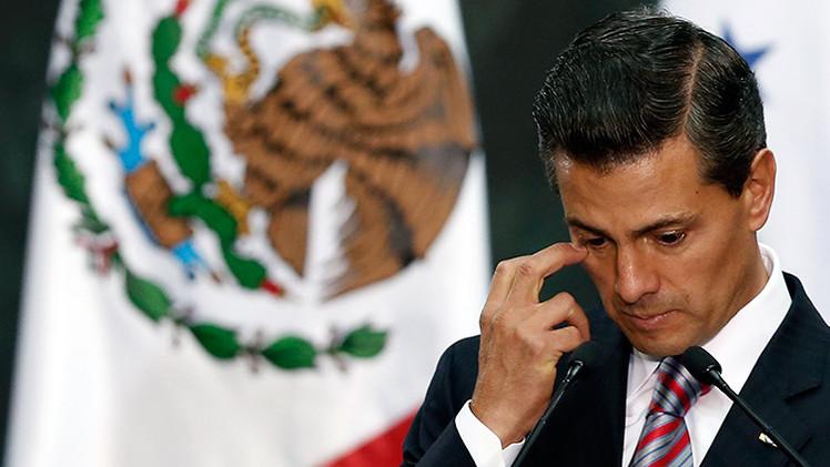"""""""Señor Peña Nieto, queremos su renuncia y no nos vamos a callar"""""""