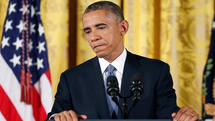 """El sueño de Obama de sacar el país de los conflictos extranjeros sigue siendo un sueño"""""""