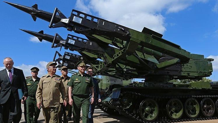 Rusia ayudará a Cuba a reequipar sus fuerzas con armas modernas