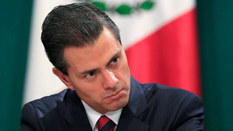 """""""Si hay corrupción en la Presidencia, Peña Nieto no se puede quedar"""""""