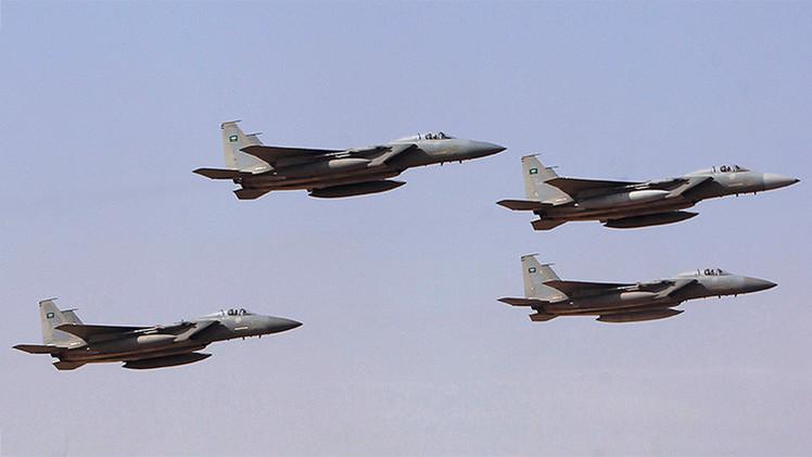 Aviones militares saudíes impiden llegar a Yemen a dos aviones humanitarios de Irán