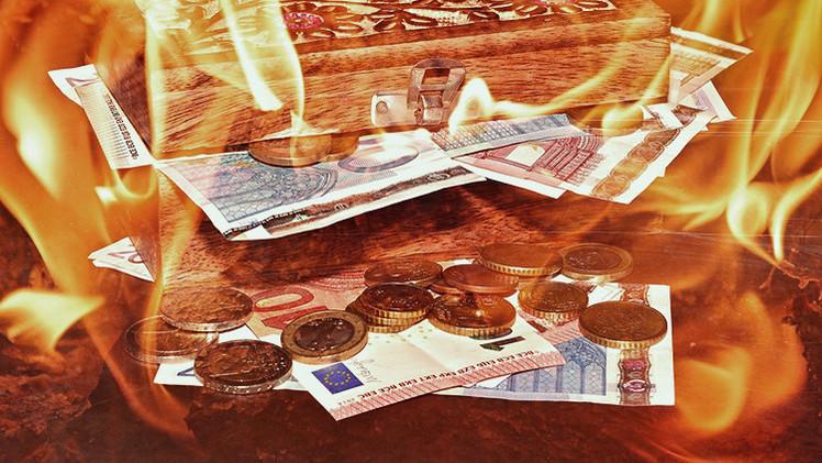 """Armagedón financiero: """"Todas las señales nos indican que los mercados están rotos"""""""