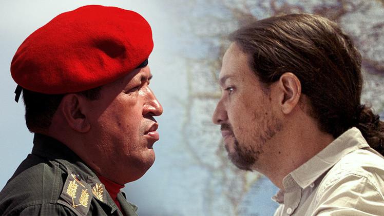 """""""Me ofrecían muchísimo dinero por encontrar pruebas de la vinculación de Podemos y Chávez"""""""