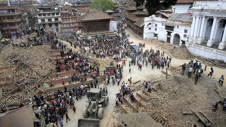 Sismólogos advirtieron hace una semana sobre el terremoto en Nepal