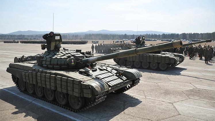 """""""Los tanques alemanes carecen de municiones efectivas contra los T-80 rusos"""""""