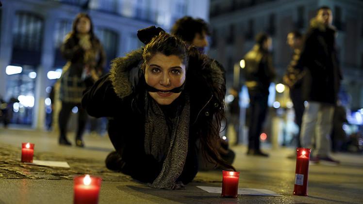 "'The New York Times' tacha de ""ominosa"" la Ley Mordaza de España"
