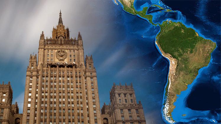 "'The Financial Times': ""En América Latina, Rusia se convierte en un contrapeso de EE.UU."""