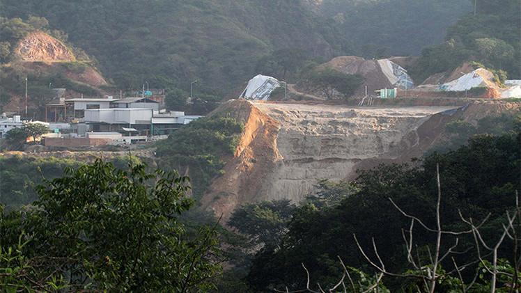 El 70% de las minas mexicanas están en manos extranjeras, sobre todo de Canadá