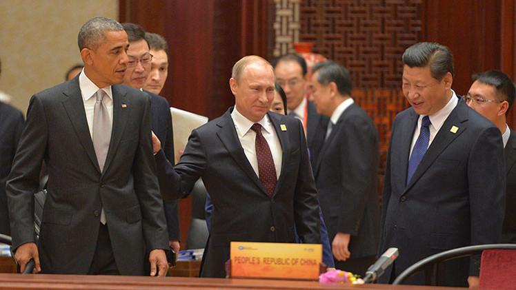 """""""El comportamiento de los líderes mundiales es parecido al de la Guerra Fría"""""""
