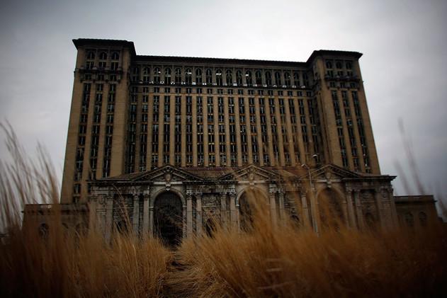 Diez fotos de lugares abandonados que ponen los pelos de punta