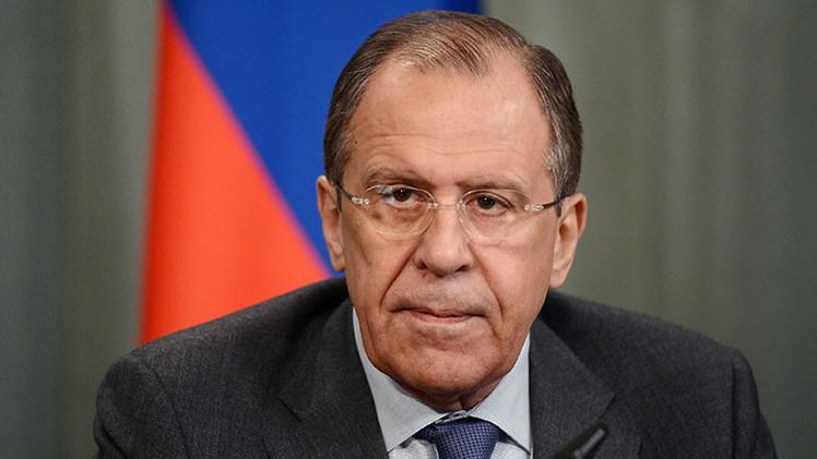 Lavrov explica por qué algunos políticos no quieren ir al desfile de la Victoria en Moscú