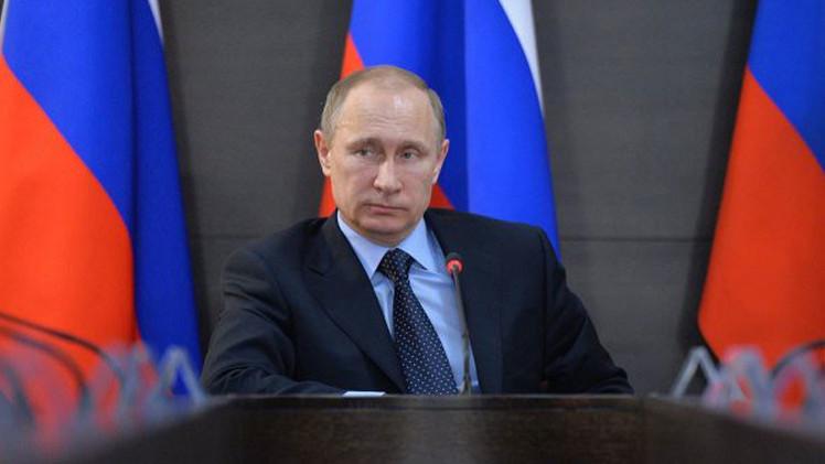 Putin: Rusia redujo su arsenal nuclear al mínimo aportando mucho al desarme nuclear