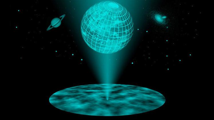 ¿Vivimos en un holograma?: Científicos demuestran la teoría del principio holográfico
