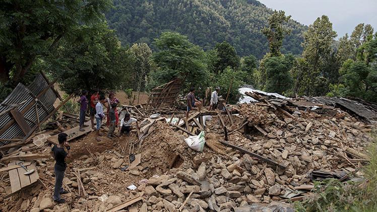 ONU: El terremoto en Nepal afecta a 8 millones de personas