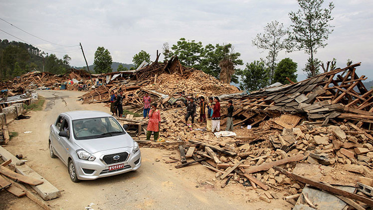 ¿Está preparada América Latina para un terremoto similar al de Nepal?
