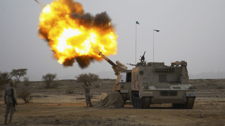 Soldados saudíes huyen en masa de sus bases para no combatir en Yemen
