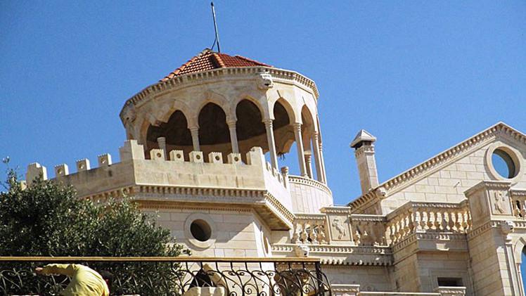 FOTOS: La increíble arquitectura de la aldea más extraña del Líbano