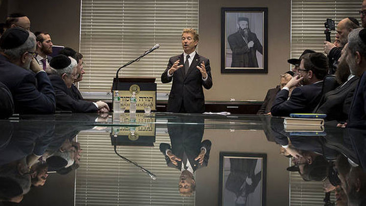 """Rand Paul: """"Fue un error de EE.UU. derrocar a Sadam Husein en Irak"""""""