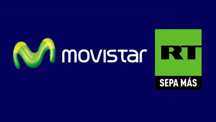 Movistar TV en España incluye RT en español en su red
